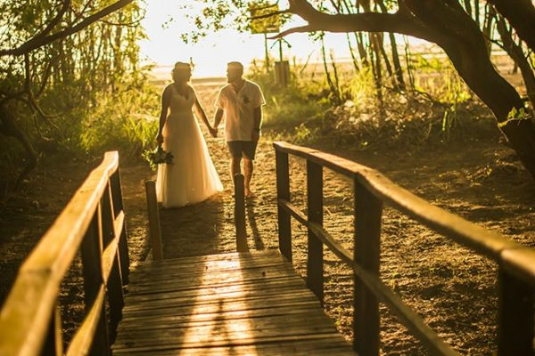 AMANDA & RYAN COSTA RICA BEACH WEDDING