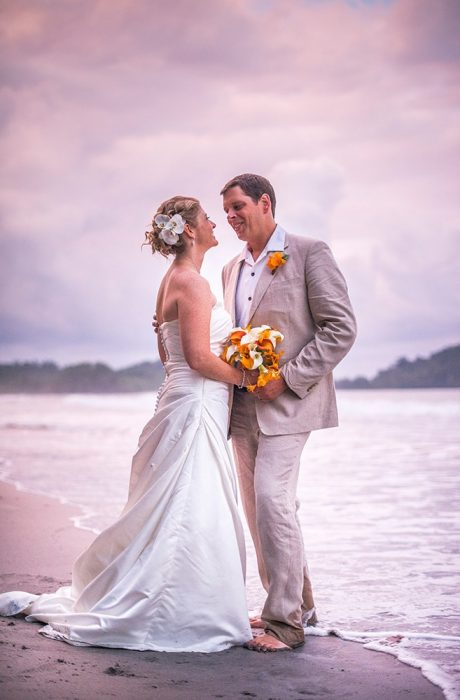 STACEY & STEVE COSTA RICA DESTINATION WEDDING