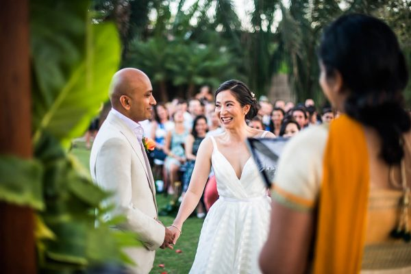 VANESSA & VIPUL COSTA RICA BEACH WEDDING PHOTOS
