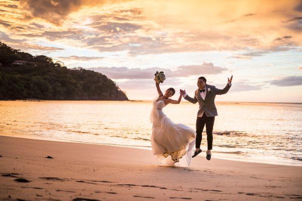 STEVIE & MIKE COSTA RICA BEACH WEDDING PHOTOGRAPHY
