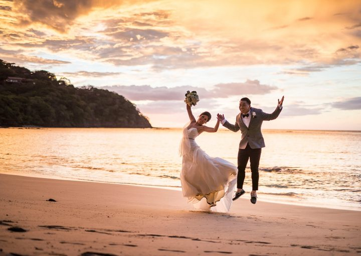 STEVIE & MIKE COSTA RICA BEACH WEDDING PHOTOGRAPHY