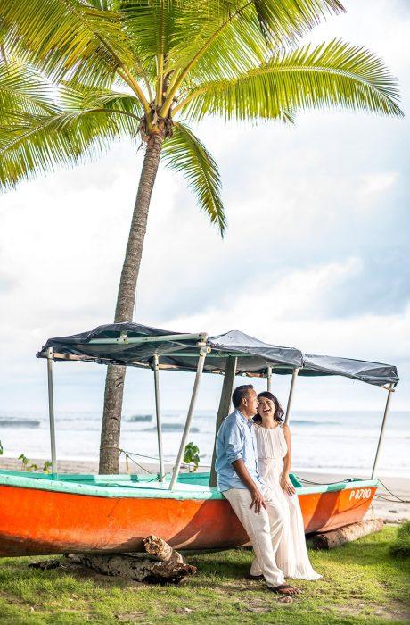DIANA & WAYNE COSTA RICA DESTINATION WEDDING