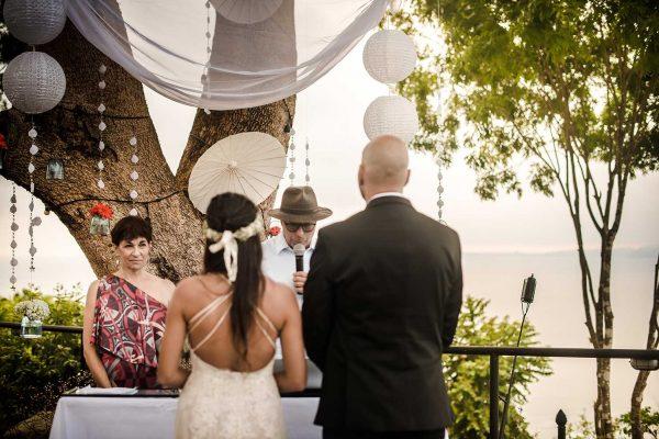 ADRI & CHINO COSTA RICA BEACH WEDDING