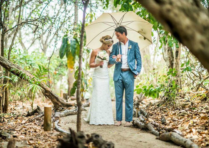 KRISTEN & CASEY COSTA RICA BEACH WEDDING