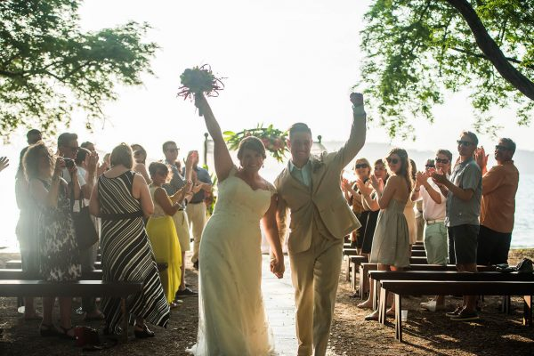 GENA AND SAM COSTA RICA BEACH WEDDING