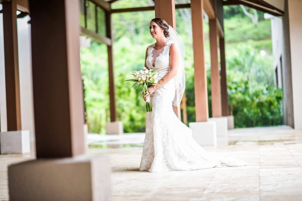 MARY & DARRELL COSTA RICA BEACH WEDDING