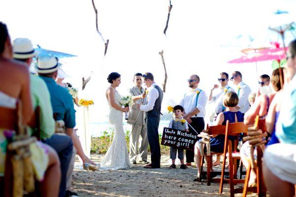 HANN & MANN COSTA RICA BEACH WEDDING PHOTOGRAPHY