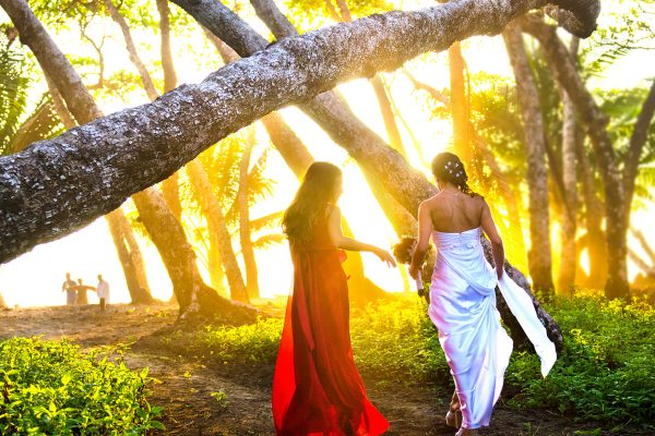 INGA AND MIKE COSTA RICA BEACH WEDDING PHOTOGRAPHY