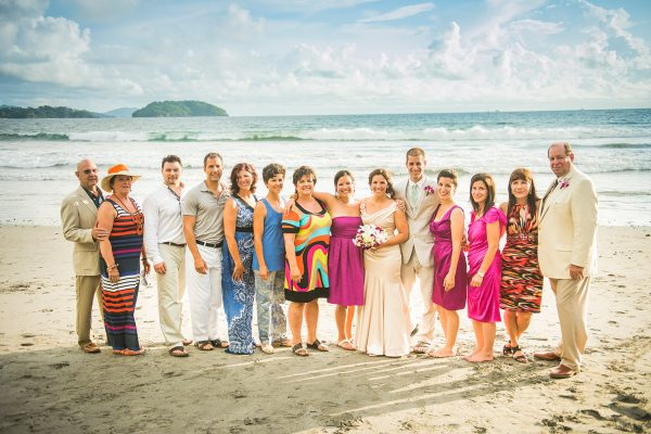 MOLLY & GIDEON COSTA RICA BEACH WEDDING PHOTOGRAPHY