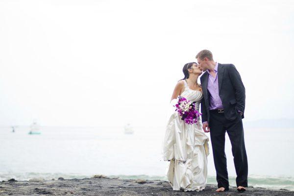 SHANE & NINA COSTA RICA BEACH WEDDING PHOTOGRAPHY
