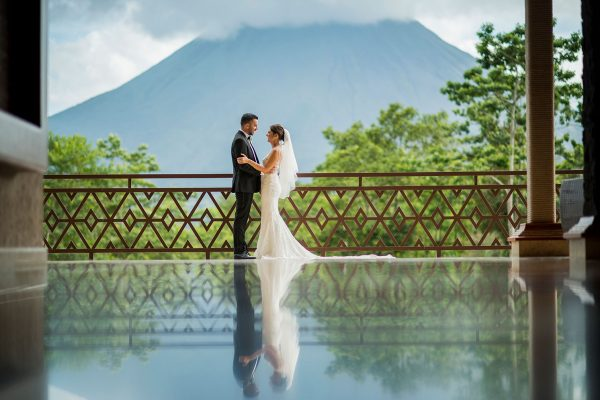 Jessica & Jeff Costa Rica wedding