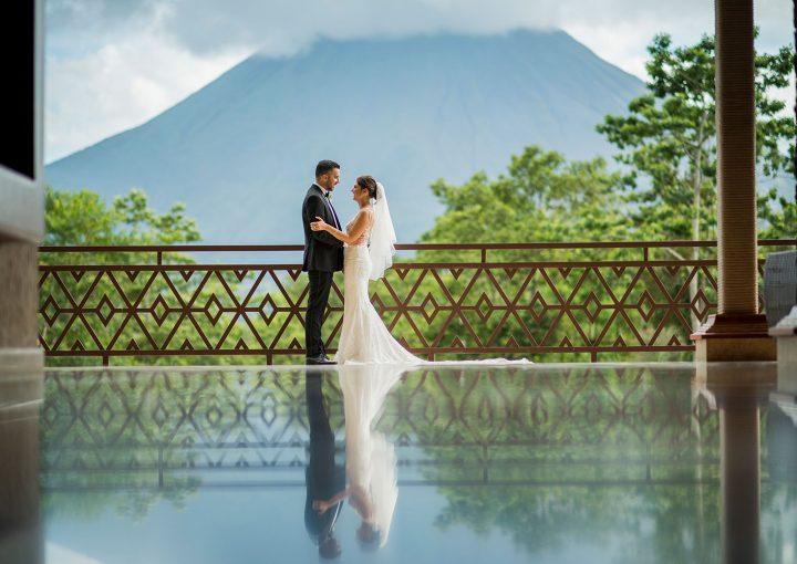Jessica & Jeff Costa Rica wedding