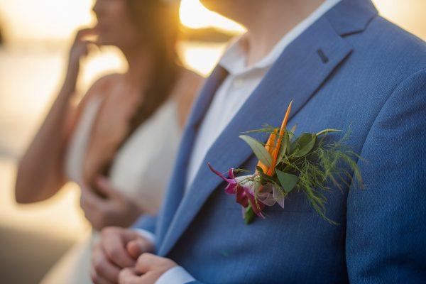 Hannah & Larry Costa Rica wedding