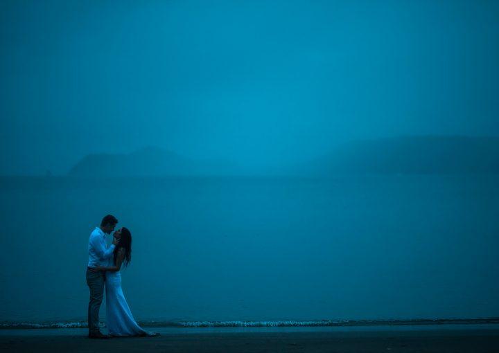 Adrianna & Ryan Costa Rica beach wedding